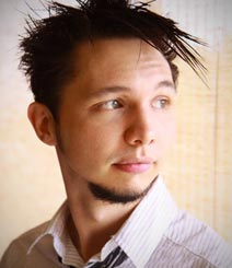 Headshot of Josh Alexander, NLP Practitioner and Family Constellations Facilitator